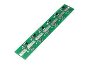 6 String 2.7V 100F - 500F Super Capacitor Balancing Protection Board