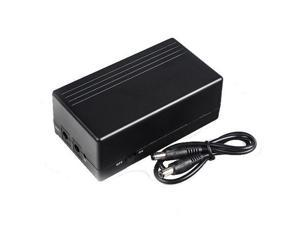 12V1A 14.8W Mini UPS Battery Backup Security Standby Power Power Supply Uninterruptible Power Supply