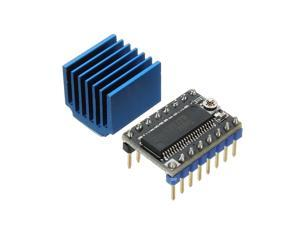Ultra-silent 4-layer Substrate MKS-LV8729 Stepper Motor Driver Support 6V-36V With Heatsink