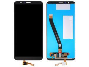 Huawei Honor 7X LCD Screen and Digitizer Full Assembly (Black)