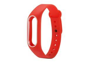 For Xiaomi Mi Band 2 Colorful Silicone Wrist Strap, Watch ...