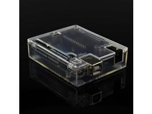 Geekworm ABS Case / Shell / Enclosure for Arduino UNO R3 - Transparent