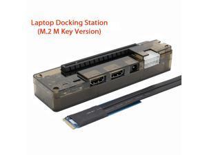 PCI-E V9.5 EXP GDC M.2 M Key Version Laptop Video Card Docking Station / EXP GDC M.2 M Key Interface Version External Independent Graphics Card Dock
