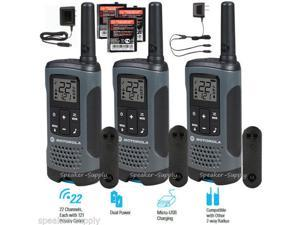 Two way radios and walkie talkies newegg motorola talkabout t200tp walkie talkie 3 pack set fandeluxe Images