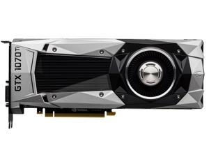 Nvidia GEFORCE GTX 1070 Ti - FE Founder's Edition
