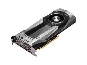 NVIDIA GeForce GTX 1070 8GB Founders Edition GDDR5 PCI Express 3.0 Graphics Card