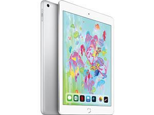 Apple New iPad 6th Generation with WiFi (2018 Model) (32 GB, Silver)