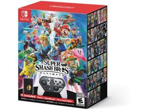 Super Smash Bros. Ultimate Special Edition - Nintendo Switch