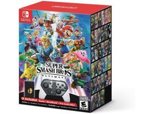 Nintendo Switch Super Smash Bros. Ultimate Complete Collection Edition