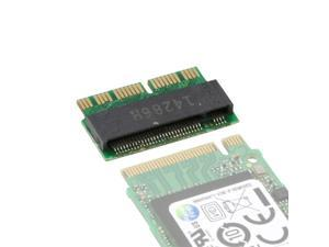 M key M.2 PCI-e AHCI SSD Adapter Card to Apple MACBOOK Air 2013 2014 2015 A1465 A1466 Macbook Pro A1398 A1502 A1419 NGFF to MD711 MD712