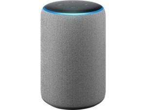 Amazon B07CT3W44K All-new Echo Plus (2nd gen) - Premium Sound with built-in Smart Home Hub - Heather Gray