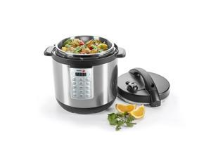 Fagor Select 8-Quart 8-in-1 Electric Pressure Cooker Rice Cooker