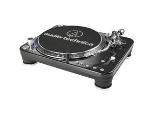 Audio-Technica AT-LP1240-USBXP Direct-Drive Professional DJ Turntable (USB & Analog)
