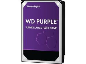 "WD Purple WD102PURZ 10TB 7200 RPM 256MB Cache SATA 6.0Gb/s 3.5"" Hard Drives                                                  Bare ..."