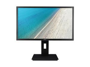 "Acer B246HL ymiprx UM.FB6AA.007 24"" Full HD 1920 x 1080 5 ms 60 Hz D-Sub, HDMI, DisplayPort Built-in Speakers LCD/LED Monitor"