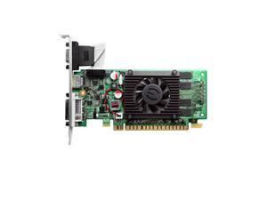 EVGA 200 GeForce 210 1GB DirectX 10.1 01G-P3-1312-LR 64-Bit DDR3 PCI Express 2.0 x16 HDCP Ready Low Profile Video Graphics Card