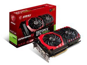 MSI GAMING GeFroce GTX 1080 Ti 11GB GDRR5X DirectX 12 352-bit VR Ready Graphics Card (GTX 1080 TI GAMING X 11G)