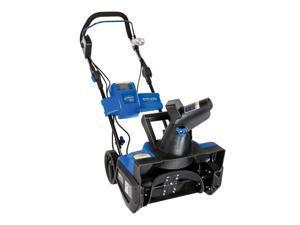 Snow Joe iON18SB Cordless Single Stage Snow Blower | 18-Inch | 40 Volt | Brushless