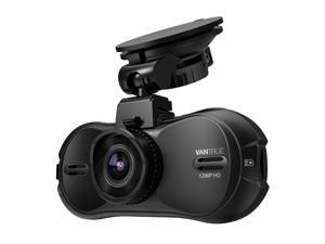 Vantrue R3 Car Dash Cam Super HD 1296P 4-Lane Wide-Angle View Lens In Car Recorder With G-Sensor, HDR, Loop Recording, Parking Mode & Time Lapse
