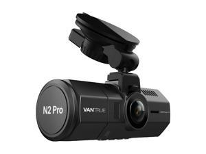 "Vantrue N2 Pro Dual Dash Cam Dual 1920 x 1080P Front and Rear (2.5K Single Front Recording) 1.5"" 310 Degree Dashboard ..."