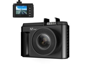 """Vantrue N1 Pro Dash Cam 1080P - 160° Wide Angle 1.5"""" LCD Screen with Super Night Vision, Sony Sensor, Parking Mode, Motion Detection, Collision Detection, Loop Recording & G-Sensor"""