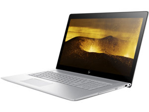 "HP Envy 17t Premium 17.3 inch Touch Laptop (Intel 8th Gen i7 Quad Core, 16GB RAM, 1TB HDD + 128GB SSD, NVIDIA GeForce MX150, 17.3"" FHD (1920 x 1080) Touchscreen, DVD, Win 10 Home)"