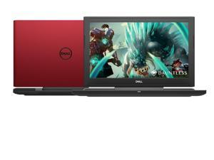 "Dell G5 15 Premium Gaming and Business Laptop (Intel 8th Gen i7-8750H Quad-Core, 8GB RAM, 1TB HDD + 128GB SSD, 15.6"" Full HD 1920 x 1080, GeForce GTX 1050 Ti 4GB, Win 10 Home) Red"