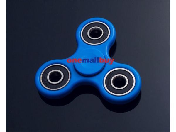 LOT 10XHand Spinner Tri Fidget Ball Desk Toy EDC Stocking Stuffer Kids/Adult