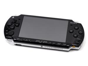 Sony PlayStation Portable 3000 Black Console PSP 3000 Handheld System Good Working / WARRANTY!!