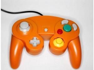 Replacement Orange Controller for Gamecube by Mars Devices