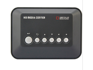 Mini Full HD 1080P K3 smallest high definition media player with HDMI/AV/USB/SD/MMC Auto play function