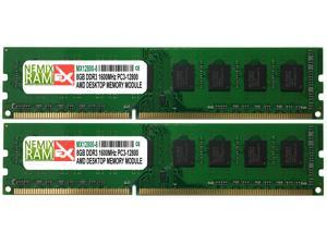NEMIX RAM EXTREME AMD 16GB (2 X 8GB) DDR3 SDRAM 1600MHz PC3-12800 PC DESKTOP MEMORY for AMD Systems