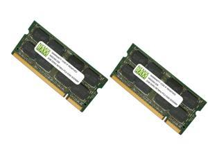 NEMIX RAM 4GB 2x2GB DDR2-667 Memory for Apple MacBook 2007 2008