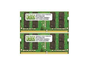 "NEMIX RAM 32GB 2X16GB DDR4-2400 Memory for Apple iMac 2017 Retina 27"""