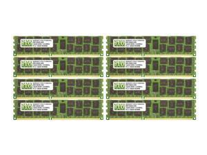 PC3-10600R ECC DDR3-1333MHz 16x8GB Dimms 128GB For DELL T7600 PRECISION