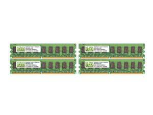 NOT FOR PC 16GB 4x4GB PC2-5300 ECC FULLY BUFF Memory for HP Workstation xw8600