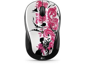 Wireless Mouse M325 Floral Spi