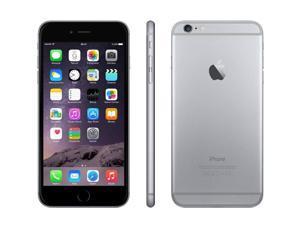 "Apple iPhone 6 4G LTE Unlocked GSM Phone w/ 8 MP Camera 4.7"" Space Gray 64GB 1GB RAM"