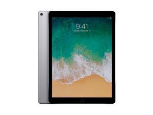 "Apple iPad Pro 2nd Gen 256GB Wi-Fi + 4G LTE Unlocked, 12.9"" - Space Gray"