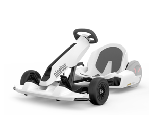 Ninebot GoKart Kit - Adjustable frame length & steering wheel height with 3 speed modes, Conversion Kit only