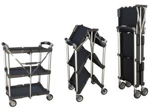 Olympia Tools 85-188 Pack-N-Roll Service Cart