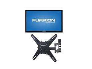 "FURRION FEHS24T8A Furrion 24"" HD LED TV - 120VAC – with Full Motion Articulating TV Wall Mount"
