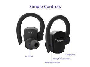 5032685744d6de Tronsmart Encore S5 True Wireless Headphones Sports Bluetooth Earphones  with ...