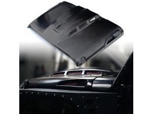 Xprite Avenger Series Heat Dispersion Steel Hood for 07-18 Jeep Wrangler