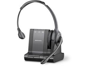 Plantronics Savi W710-M Multi Device Wireless Over-the-Head Headset System (84003-01)