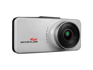 "Whistler D15VR Digital Camcorder Automotive DVR Dash Cam 2.7"" LCD Monitor, CMOS, Full HD, 16:9  - Dark Grey"