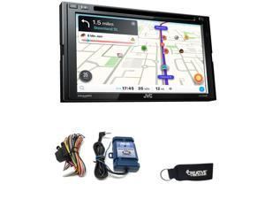 JVC KW-V840BT compatible with Android Auto / CarPlay CD/DVD with steering wheel interface