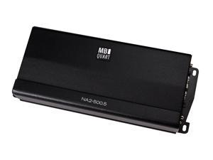 MB Quart NA2-500.5 compact 400 watt mono Powersports amplifier to for a subwoofer