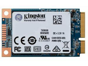 Kingston UV500 480GB SSD mSATA 3D TLC SATA III 480G Solid State Drive