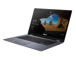 b10716fec ASUS VivoBook Flip 14 Thin and Lightweight 2-in-1 Full HD Touchscreen Laptop